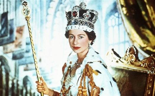 queen elizabeth II coronation
