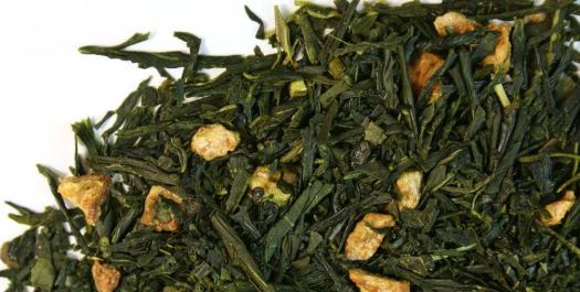 citrus green tea crop